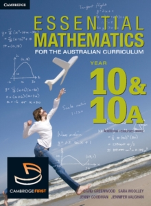 Essential Mathematics for the Australian Curriculum Year 10 and 10A, Paperback Book