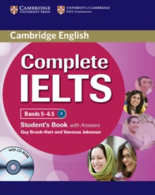 Complete : Complete IELTS Bands 5-6.5 Student's Book with Answers with CD-ROM, Mixed media product Book