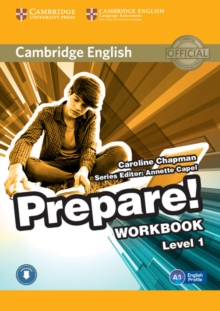 Cambridge English Prepare! Level 1 Workbook with Audio, Mixed media product Book