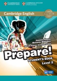 Cambridge English Prepare! Level 2 Student's Book, Paperback / softback Book