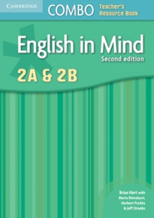 English in Mind Levels 2A and 2B Combo Teacher's Resource Book, Spiral bound Book