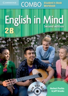 English in Mind Level 2B Combo 2B with DVD-ROM, Mixed media product Book