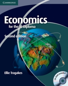 IB Diploma : Economics for the IB Diploma with CD-ROM, Mixed media product Book