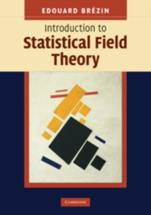 Introduction to Statistical Field Theory, Hardback Book