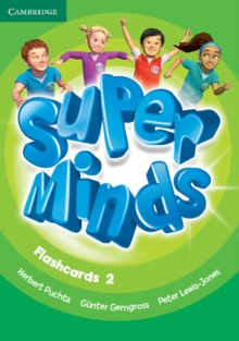 Super Minds Level 2 Flashcards (Pack of 103) : Super Minds Level 2 Flashcards (Pack of 103) Level 2, Cards Book