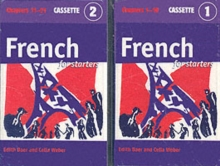 French for Starters : Cassette Set, Audio cassette Book