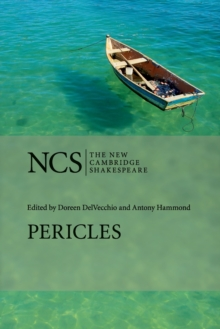 Pericles, Prince of Tyre, Paperback Book