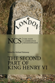 The Second Part of King Henry VI, Paperback / softback Book