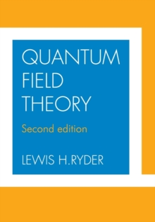 Quantum Field Theory, Paperback / softback Book