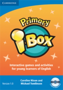 Primary I-Box CD-ROM (Single Classroom) : Classroom Games and Activities, CD-ROM Book
