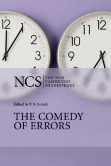 The Comedy of Errors, Paperback / softback Book
