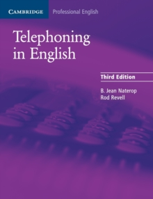 Telephoning in English Pupil's Book, Paperback / softback Book