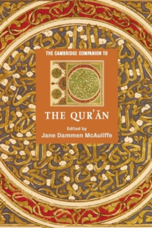 The Cambridge Companion to the Qur'an, Paperback / softback Book