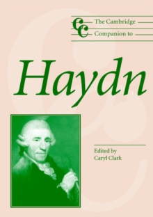 The Cambridge Companion to Haydn, Paperback / softback Book