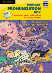 Primary Pronunciation Box with Audio CD, Mixed media product Book