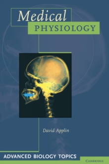 Medical Physiology, Paperback / softback Book