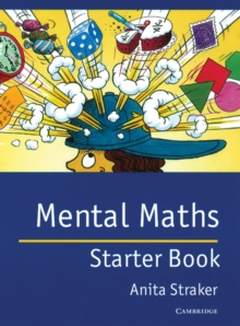 Mental Maths Starter book, Paperback Book