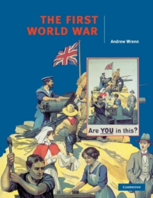 The First World War, Paperback Book