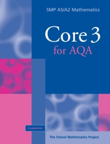 Core 3 for AQA, Paperback Book