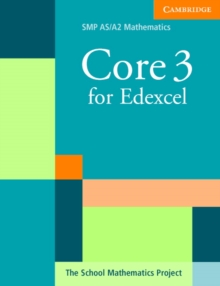Core 3 for Edexcel, Paperback Book