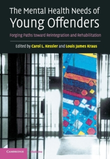 The Mental Health Needs of Young Offenders : Forging Paths toward Reintegration and Rehabilitation, Paperback / softback Book
