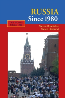 The World Since 1980 : Russia Since 1980, Paperback / softback Book