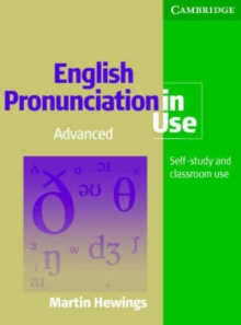 English Pronunciation in Use Advanced Book with Answers, with Audio, Mixed media product Book