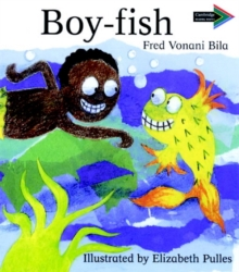 Boy-Fish South African edition, Paperback / softback Book