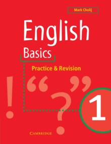 English Basics 1 : Practice and Revision, Paperback Book