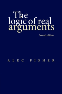 The Logic of Real Arguments, Paperback / softback Book