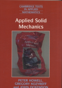 Applied Solid Mechanics, Paperback / softback Book