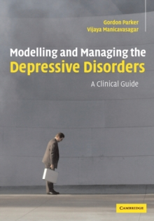 Modelling and Managing the Depressive Disorders : A Clinical Guide, Paperback / softback Book