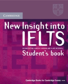 New Insight into IELTS Student's Book with Answers, Paperback / softback Book
