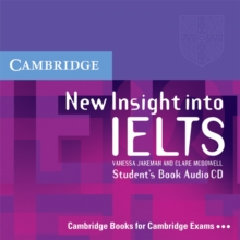 New Insight into IELTS Student's Book Audio CD, CD-Audio Book