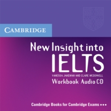 New Insight into IELTS Workbook Audio CD : New Insight into IELTS Workbook Audio CD Workbook, CD-Audio Book