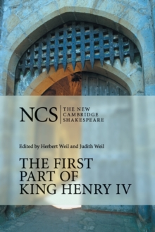 The First Part of King Henry IV, Paperback / softback Book