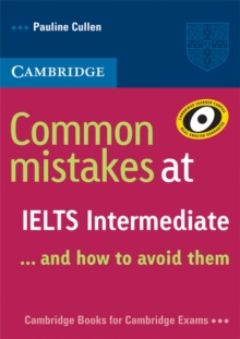 Common Mistakes at IELTS Intermediate : And How to Avoid Them, Paperback Book