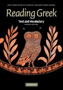Reading Greek : Text and Vocabulary, Paperback Book
