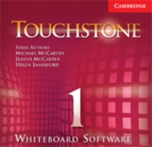 Touchstone Whiteboard Software 1, CD-ROM Book