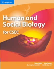 Human and Social Biology for CSEC (R), Paperback / softback Book