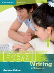 Cambridge English Skills Real Writing 1 with Answers and Audio CD, Mixed media product Book