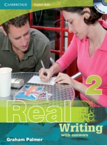Cambridge English Skills Real Writing Level 2 with Answers and Audio CD, Mixed media product Book