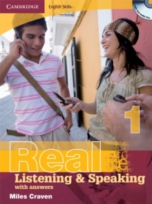 Cambridge English Skills Real Listening and Speaking 1 with Answers and Audio CD : Level 1, Mixed media product Book