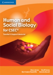 Human and Social Biology for CSEC Teacher's Support Material CD-ROM, CD-ROM Book