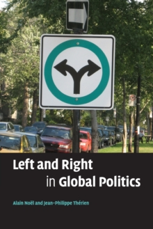 Left and Right in Global Politics, Paperback / softback Book
