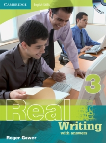 Cambridge English Skills Real Writing 3 with Answers and Audio CD : Level 3, Mixed media product Book