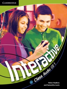 Interactive Level 1 Class Audio CDs (3), CD-Audio Book