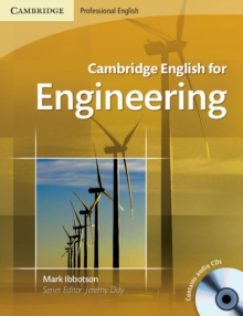 Cambridge English for Engineering Student's Book with Audio CDs (2), Mixed media product Book