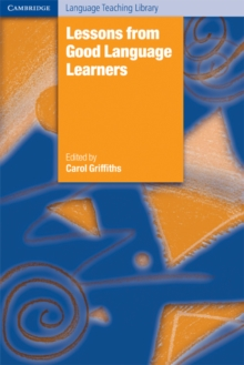 Lessons from Good Language Learners, Paperback Book