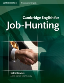 Cambridge English for Job-hunting Student's Book with Audio CDs (2), Mixed media product Book